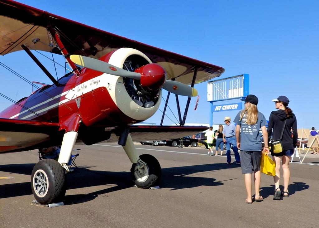 Stearman Biplane
