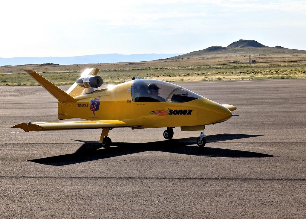 SubSonex jet