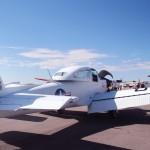 Best Warbird - Chuck Swanberg, Sandia Park; Ryan L-17B