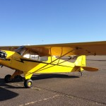 Oldest Aircraft - Kurt Winkler, Los Lunas; Piper J-3 Cub (1942)